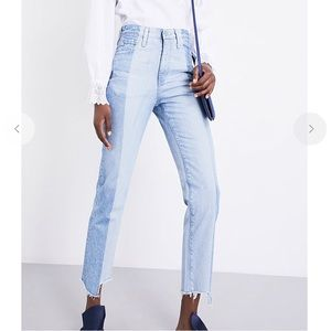 New AG-ED Denim the Phoebe $325 jeans. Size 28